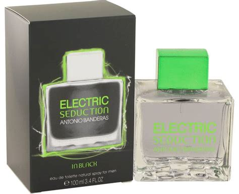 Antonio Cologne For By electric in black cologne for by antonio