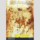 Vitruvian Man By Leonardo Da Vinci | 1095 x 1600 jpeg 1110kB