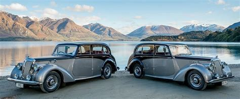 Wedding Car Hire New Zealand by Classic Car Journeys Wedding Cars Tours Queenstown