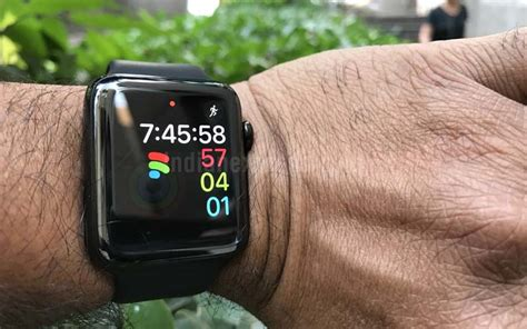 Apple I Series 4 Price In India by Apple Series 2 Review This Is A Lifestyle Choice The Indian Express