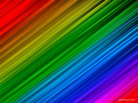 Rainbow Backgrounds Rainbow Background Hd Powerpoint Rainbow Background For Powerpoint