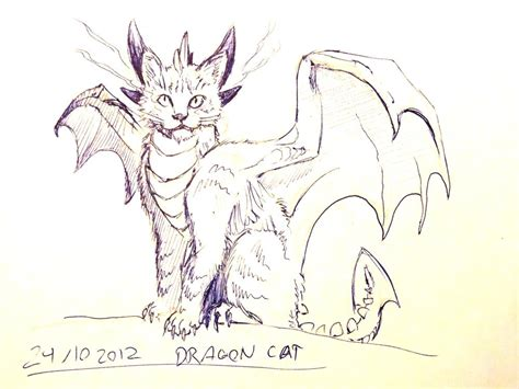 neatorama dragon cat the gallery for gt cat