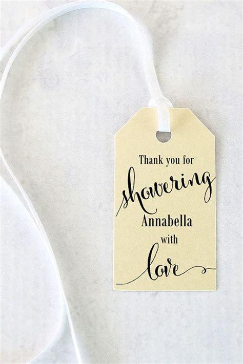 bridal shower favor tag ideas best 25 favor tags ideas on favor tags