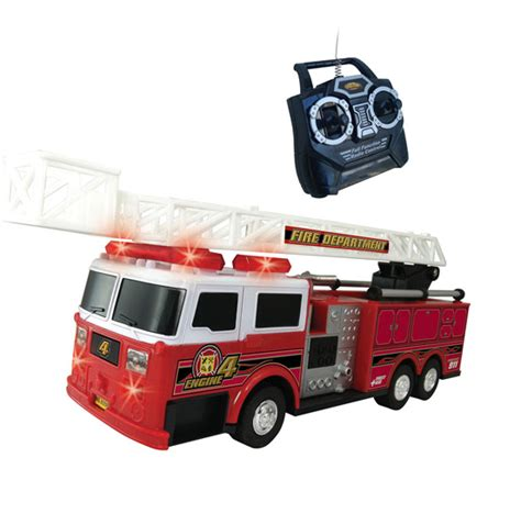 toy fire trucks with lights and sirens remote control fire trucks images