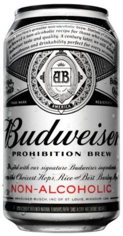 where is bud light brewed budweiser prohibition brew