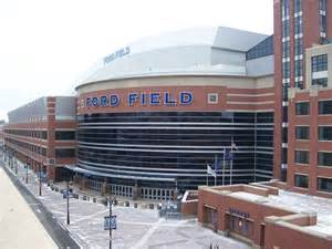 One Direction Ford Field Panoramio Photo Of Ford Field