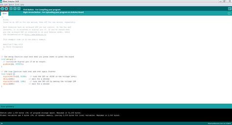 tutorial arduino ide penetration testing by expl0i13r arduino uno tutorial