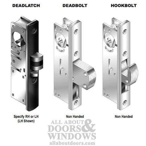 Deadbolt Lock 1 1 8 Inch W Radius Faceplate Store Front Deadbolt Locks On Exterior Doors