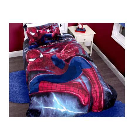 Duvet Bed Set Spiderman 2 Single Quilt Cover Set Kidscollections