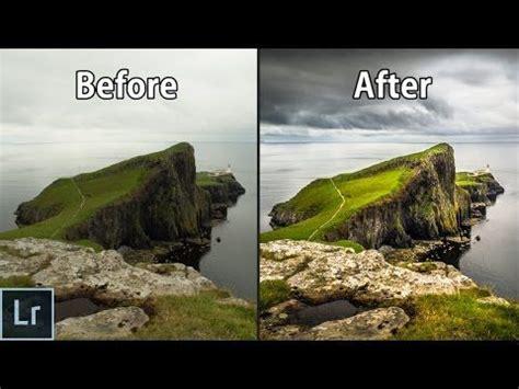 tutorial editing landscape photoshop landscape photography editing in lightroom adobe