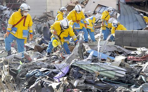 Missing Search Japan Earthquake Tsunami Relief How To Help Japan Wbur