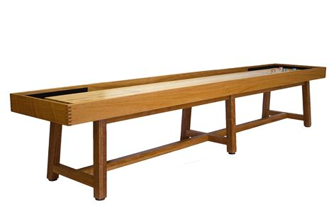 14 foot oxford shuffleboard table mcclure tables