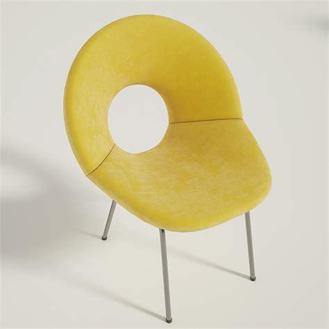 Ring Chair ring chair by yusufnabisumon 3docean