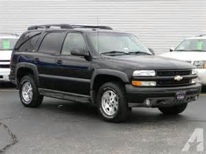 2003 Chevrolet Tahoe Z71 2003 Chevrolet Tahoe Z71 For Sale In Union City Tennessee