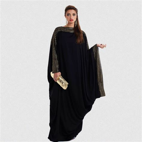 xxxl arab hijab plus size s 6xl quality new arab elegant loose abaya