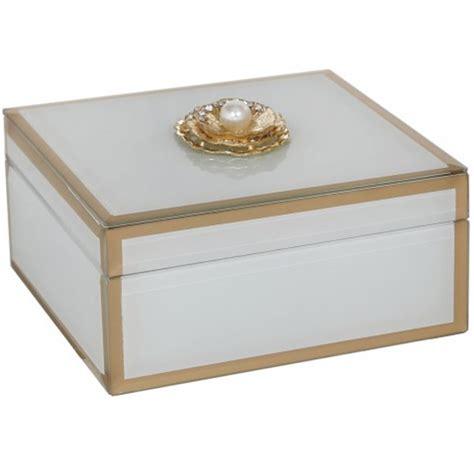 White Gold Jewellery by White Gold Jewellery Box Furniture From