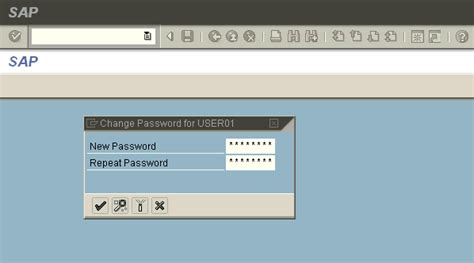 password reset tool in sap shdb transaction recorder sap security pages
