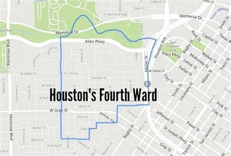 4th c section fourth ward houston the handbook of texas online texas