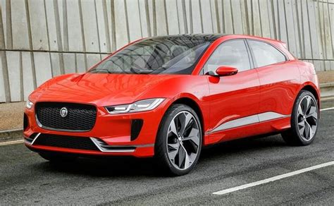 jaguar land rover cars   electric option starting