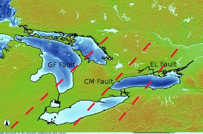ontario geofish western quebec seismic zone part 2 ontario geofish 2007