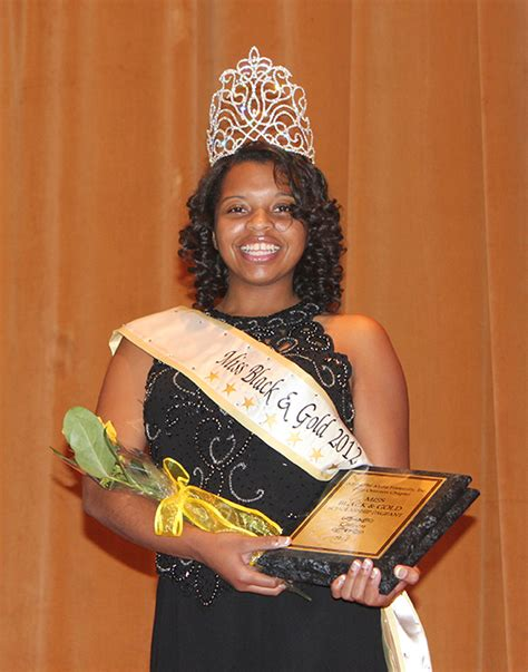 Miss Gold fraternity crowns pageant winner thenews org