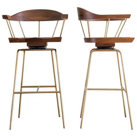 most beautiful bar stools bassam fellows spindle bar stool at 1stdibs