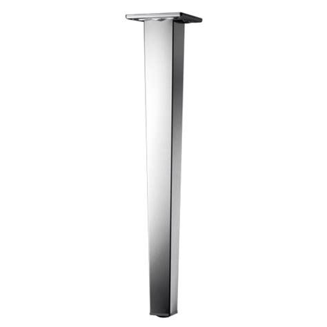 gambe regolabili per tavoli m0030 gamba gambe regolabili per tavoli cm 71 acciaio inox