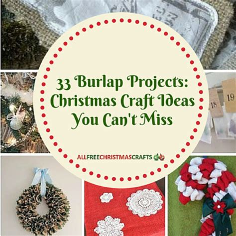 free craft projects 33 burlap projects craft ideas you can t miss