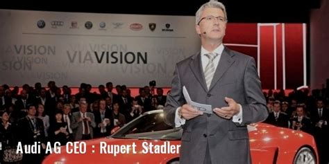 who is the ceo of audi audi story profile history founder ceo automobile