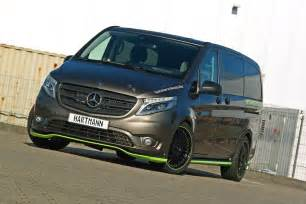 Mercedes News Mercedes Vito Upgraded By Hartmann Tuning