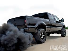 roll coal ford truck yeah wheel