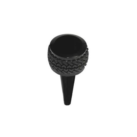 Jk Shift Knob by Anodized Black Aluminum Jk Automatic Shift Knob 11 16