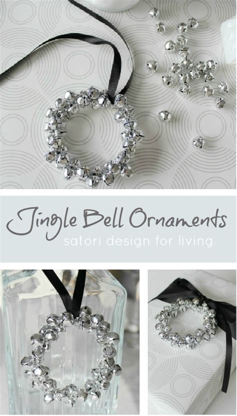how to make christmas bells at home make things for home tiny jingle bells ornaments