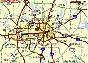 map of dallas and suburbs dallas metroplex map kelloggrealtyinc