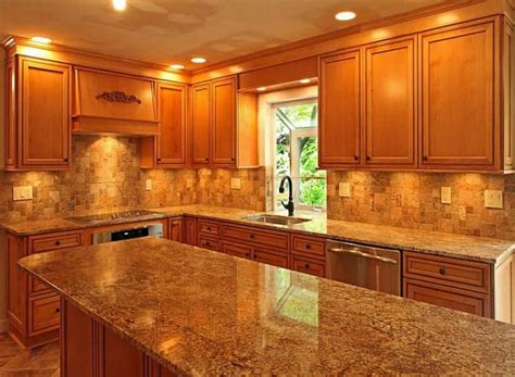 Maple Colored Kitchen Cabinets Simple Kitchen Paint Ideas With Maple Cabinets Greenvirals Style