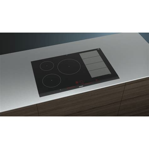 piani di cottura a induzione siemens siemens ex875lvc1e piano cottura ad induzione da 80 cm
