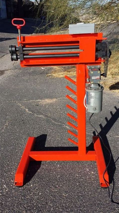 harbor freight bead roller modified harbor freight bead roller the amc forum