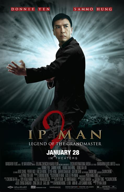 film ip man 1 here s your first look at the new ip man 2 poster