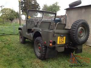 M38a1 Jeep M38a1 Willys Jeep