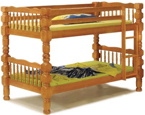 Solid Wood Bunk Beds With Trundle Where To Buy 100 Solid Wood Dakota Bunk Bed Honey Pine 61h X 44w X 82 5l 4 Posts 8
