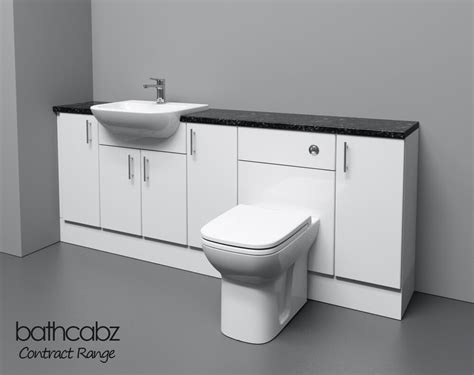 bathroom furniture pictures white bathroom fitted furniture 2000mm ebay