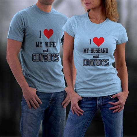 Home Decor Stores In Kansas City Cowboys Dallas Cowboys Couples Shirts From
