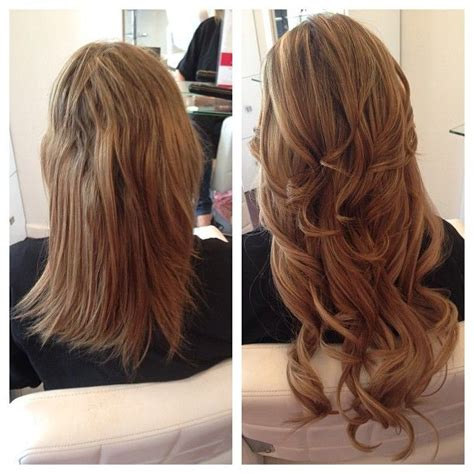 hairstyles after extensions 278 best images about b a on pinterest stylists 500