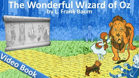 the wonderful wizard of oz audiobook by l frank baum