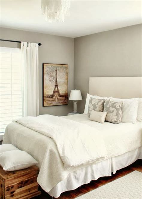 behr evening hush darker wall color bed glidden granite gray on the walls with windows