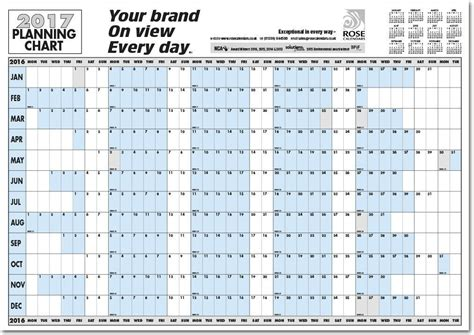 2016 yearly diary style calendar printable blank calendar design