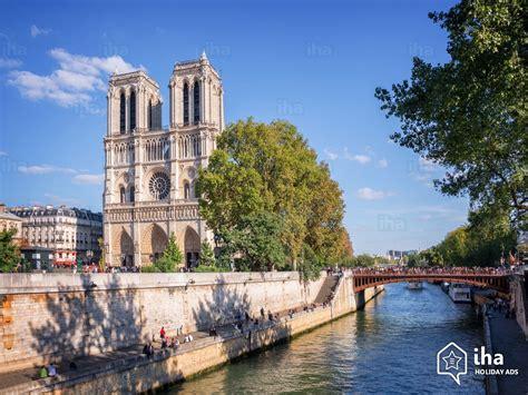 appartamenti low cost parigi affitti parigi notre dame de per vacanze con iha privati