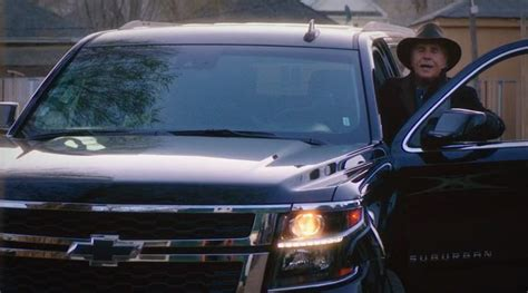 chevrolet suburban product placement exles pictures