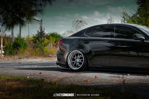 lexus is350 lowered rare stew smith s lexus is350 lower standardslower