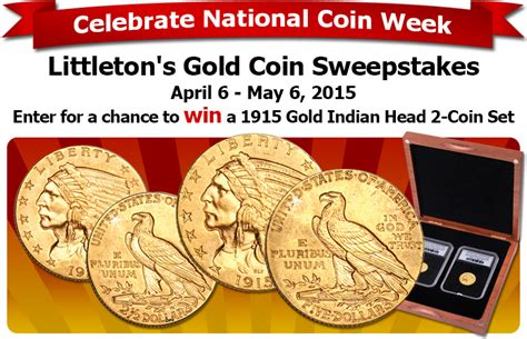 Https Truart Co Enter Amazon Sweepstakes - littleton coin company enter littleton s gold coin sweepstakes for a chance to win a